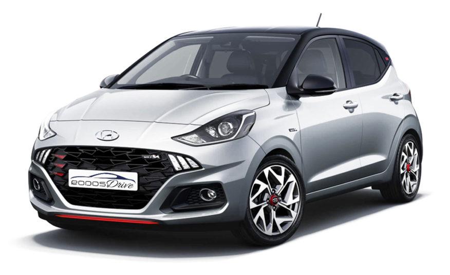 Hyundai i10 (2020) 1
