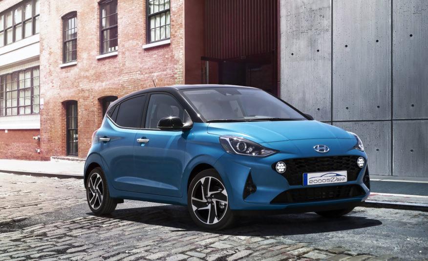 Hyundai i10 (2020) 3