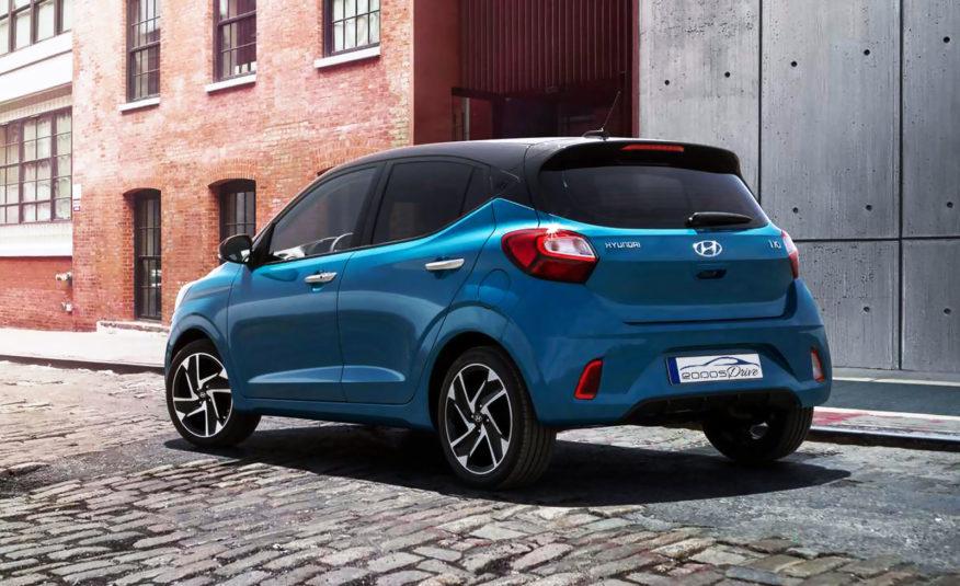 Hyundai i10 (2020) 4