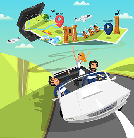 rodos drive car rental abouts