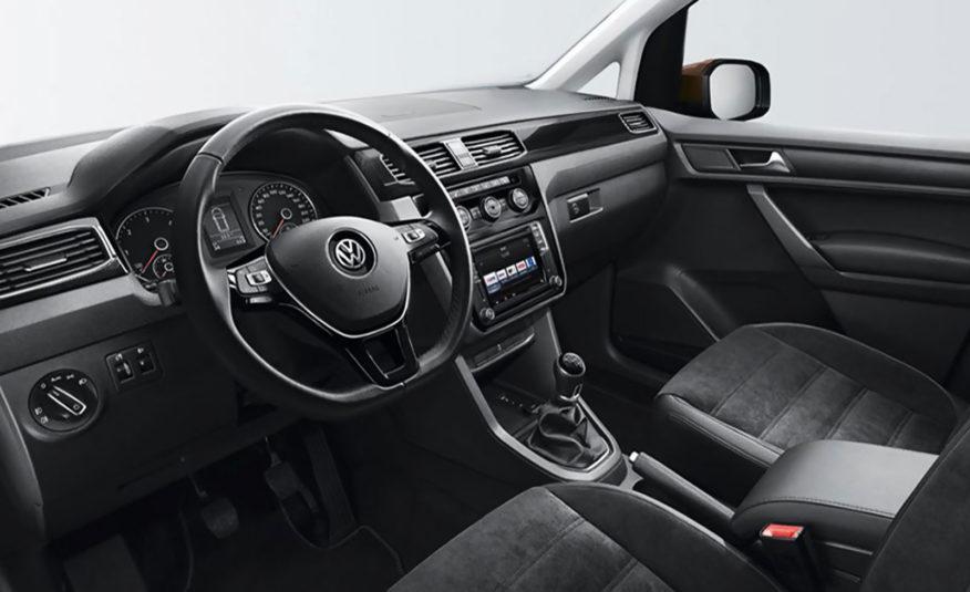 Volkswagen Caddy gallery 2